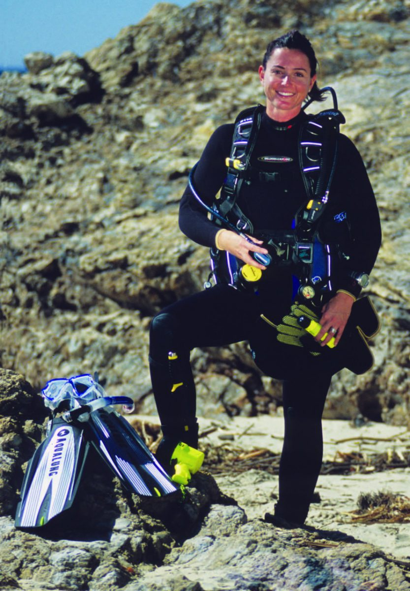 Recreational Scuba Diving - Dive gear