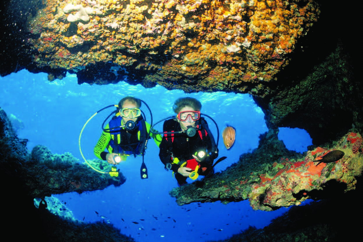 Mediterranean Recreational Scuba Diving
