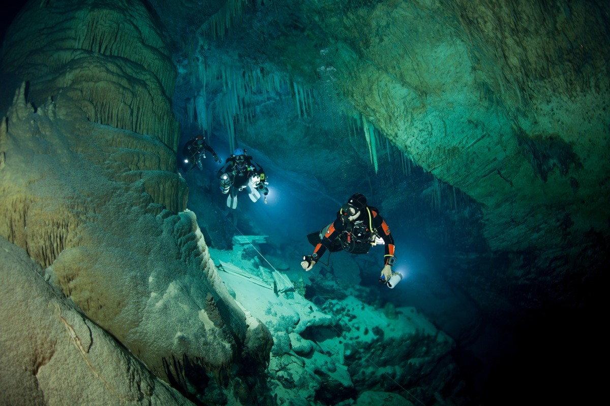 Cave Tec Diving
