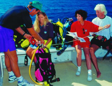 History of Scuba Diving - The 80's Generation