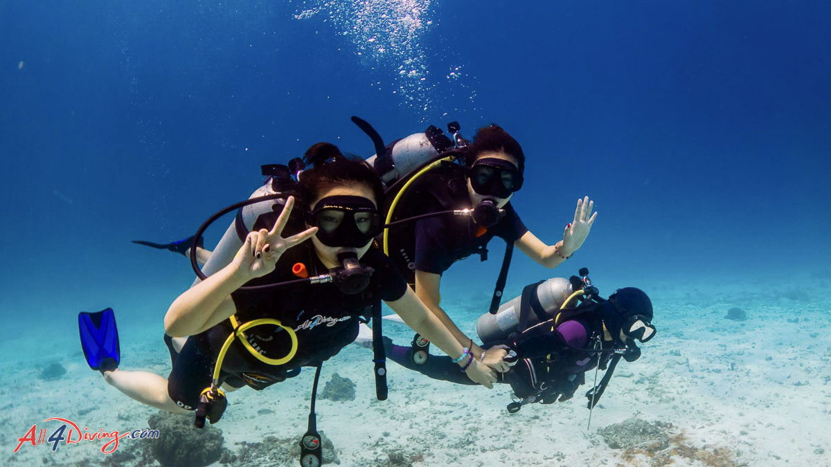 Best place to learn scuba diving! - Review of Scuba Quest ...