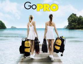 PADI Go Pro - IDC