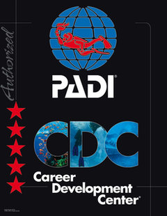 All 4 Diving - PADI 5 Star CDC Dive Center logo sidebar