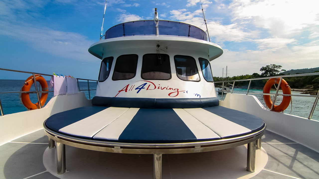MV Mermaid - Scuba diving - Phuket dive trips 15
