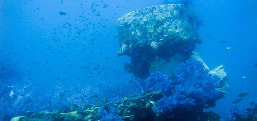Phuket Wreck diving