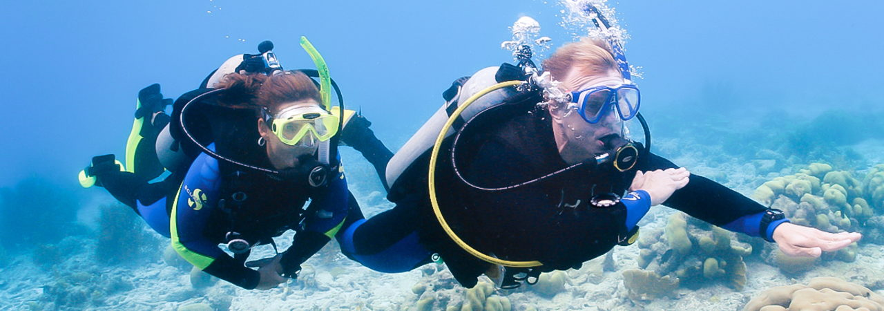 Scuba Diving Lessons with All4Diving - PADI Advanced course