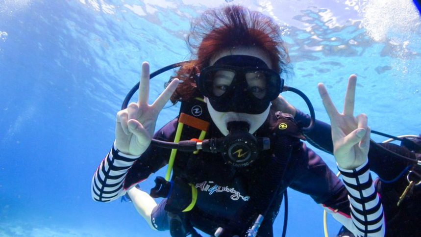 Try Diving Phuket with All4Diving