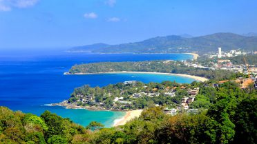 All4Diving - View of Patong, Kata & Karon beach