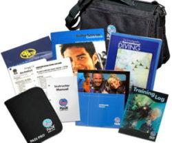 PADI Pro Divemaster Crew Pack