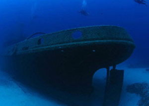 PADI Wreck Diving Specialty