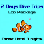 2 Days Dive trips Package