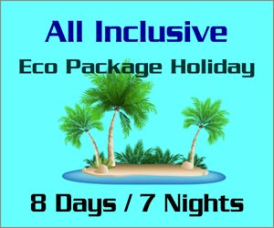All Inclusive Eco package