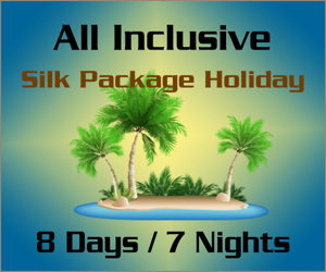 All Inclusive Silk package