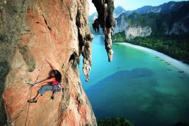Phi Phi Islands - Best Rock Climbing of Thailand