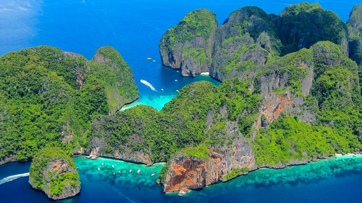 Getting To Phi Phi Island From Phuket