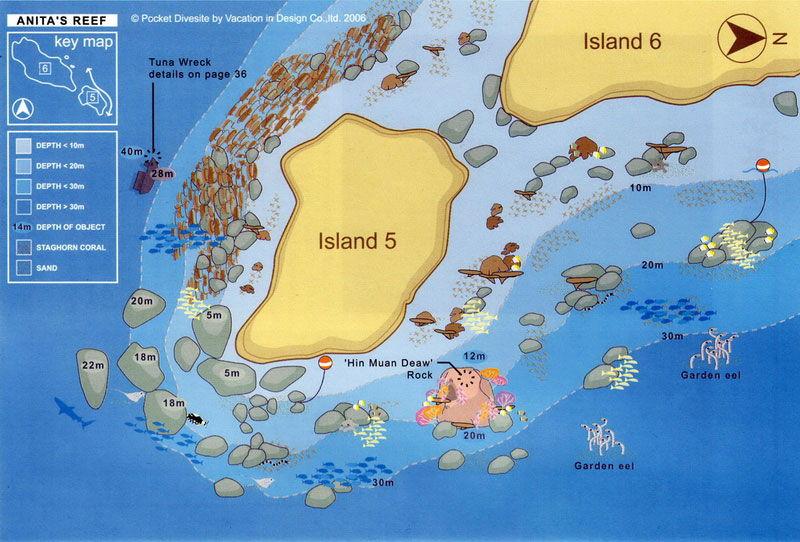 Similan Islands Dive Sites All4Diving