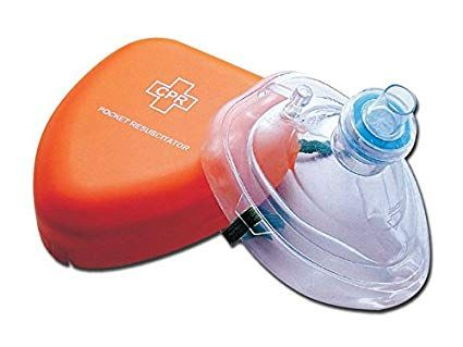 All4Diving - Pocket CPR Mask